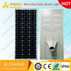 5W-120W All-in-One/Integrated LED Solar Street Light for Outdoor Path Garden Highway Lighting Dust to Dawn