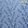 Elastic Polyester Lace with Multi Colour