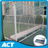 Outdoor Portable Football Team Shelter /Player Seats with Aluminum Bench