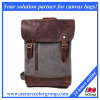 Best Canvas Laptop Backpack with Leather Trims