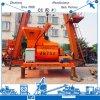 High Quality Js750 Concrete Mixer with Lift Hopper/ Cement Mixer