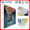 8ft Advertising Hook & Loop Fabric Pop up Banner Display Stand (LT-09L2-A)