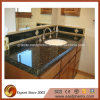 Natural Green Granite Bathroom Vanity Top