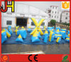 Inflatable Paintball Bunker Game High Quality Inflatable Paintball
