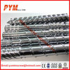 High Productivity Extruder Screw Barrel