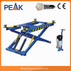 Double Hydraulic Cylinders Scissors Automobile Lift 6000kg Lifting Capacity (MR06)