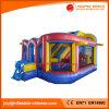 PVC Tarpaulin Inflatable Slide Bouncer Combo (T3-451)