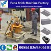 Low Cost Qt40-3c Small Massive Brick Machine/Porous Block Machine
