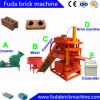 Qt2-10 Automatic Hydraulic Clay Interlocking Block Making Machine Algeria