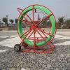 Conduit Fiberglass Duct Rodder with Wheels