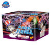 30 Shots Magic Purple Dahlia Cake Pyrotechnics