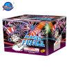 30 Shots Magic Purple Dahlia Cake Pyrotechnics