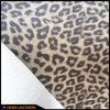 Leopard Flower Grain Synthetic PU Leather for Shoes Lining Hx-L1704