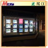 Double-Sided Acrylic LED Light Box for Real Estate Window Displays