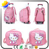Children′s Schoolbag Lovely Pull Rod Bag Schoolbag