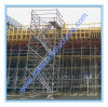 Safe Durable Scaffolding Design for Construction
