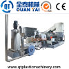 Waste PP PE Plastic Film Recycling Machinery / Granulator Line