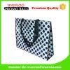 90GSM Polka DOT Printing Handled Style PP Nonwoven Shopping Bag