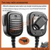 Speaker Microphone for Motorola Mth500 Mth650 Mth800 Mth850 MTP850