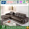 L-Shaped Recliner Leather Living Room Sofa (TG-8098)