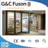 Bi Folding Doors with Stainless Steel Rollers