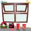 Double/Triple Glazed UPVC Wooden Colour Window Australian Standard