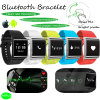 IP67 Waterproof Bluetooth Smart Bracelet with Heart Rate Monitor (X9Plus)