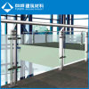 New Design on Sale Flexible Glass Fence Panels