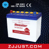 Dry Charged Auto Battery Lead Acid Battery Storage Battery 75D26r