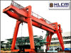 Precast Yard Gantry Crane 12 with SGS