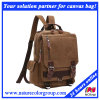 Leisure Fashion Canvas Backpack for Outing and Daily Use