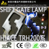 LED Auto Car Shift Gate Door Interior Lamp Light for Hiace Trh200 Series