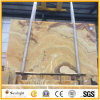 High Quality Orange Onyx Marble Slab for Background Wall