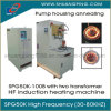 100kw Induction Heating Machine Spg50K-100b for Pump Housing Annealing Usage
