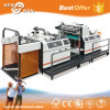 Automatic Compact Thermal MDF Plywood Paper Film Hot Laminate Machine