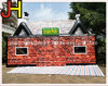 Customized 8X5m Inflatable Irish Pub Tent