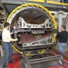 3000X12000mm Full Automated Composites Autoclave for Curing Aircraft Components