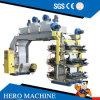 High Speed PVC UV Foil BOPP PE Label Paper Cup Plastic Film Bag Flexographic Flexo Printing Machine Price