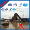 Gold Dredger Type and Diesel Power Type Desilting Sand Dredger
