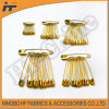 High Quality Golden Safety Pin