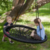 Tree Net Swing Outdoor Spider Web Swingtree Net Swing