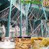 150t/24h Wheat Mill Machinery to Mill Bread Cake Pasta Flour