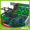 Professional Trampoline Park Design for Kids Play Zone