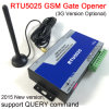 New GSM Gate Opener RTU5025 with PC Software and APP