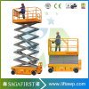 8m Mobile Self Propelled Scissor Lift Scissor Man Lift