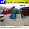 Famous Brand Full Automatic Concrete Block Machine of China Manufacture