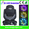 2r 150W Beam Moving Head Spot Light for Disco Lighting