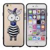 Cute Zebra TPU Phone Case for iPhone 5/6/6plus