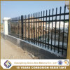 Industry Powder Coating Galvanized Iron Fence