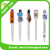 Cartoon Plastic Custom Logo Special Ballpoint Pen (SLF-PP043)
